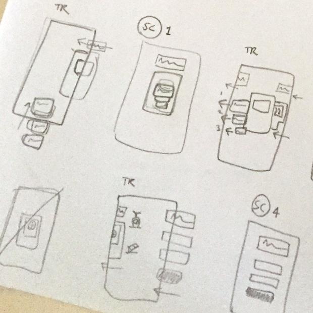 Intro sketches